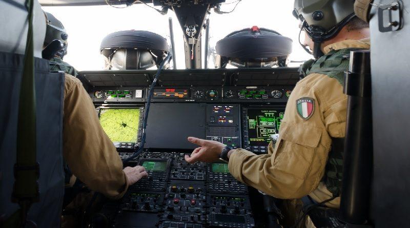 Esercito Italiano elicottero UH90 - piloti militari
