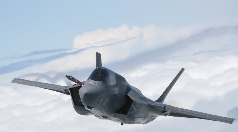F-35 US Air Force