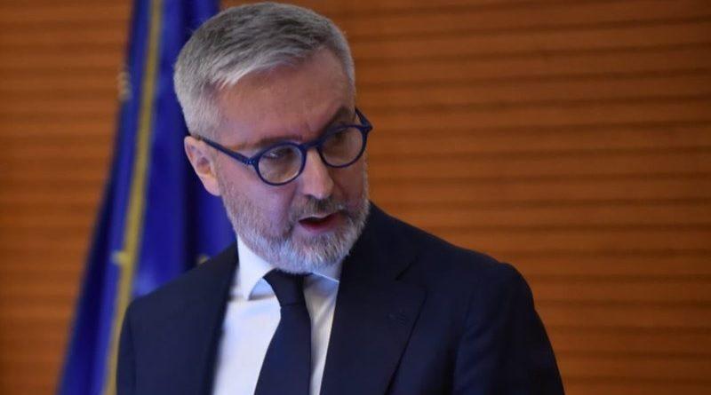 Ministro della Difesa, Lorenzo Guerini II Spazio-News Magazine