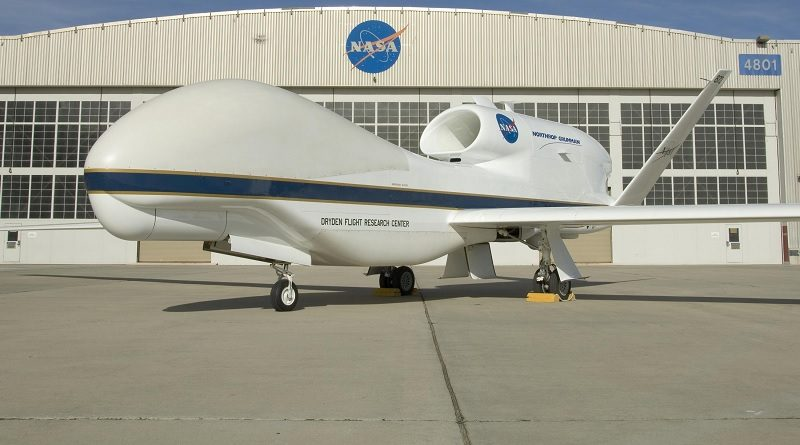 NASA - Northrop Grumman RQ-4 Global Hawk drone