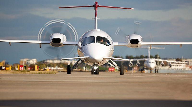Piaggio Aerospace P-180 Avanti EVO
