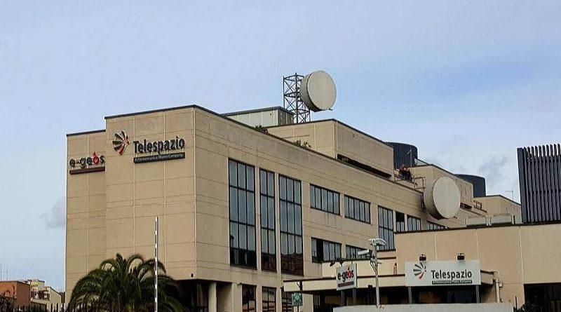 Telespazio - egeos building Roma