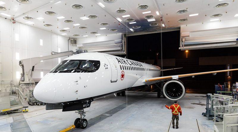 Airbus A220 Air Canada