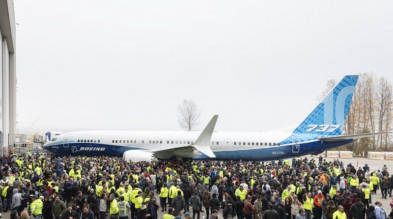 Boeing B737 MAX 10