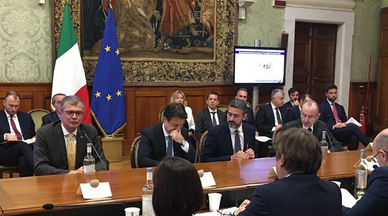 Comitato Interministeriale per le politiche relative allo spazio e all'aerospazio - COMINT