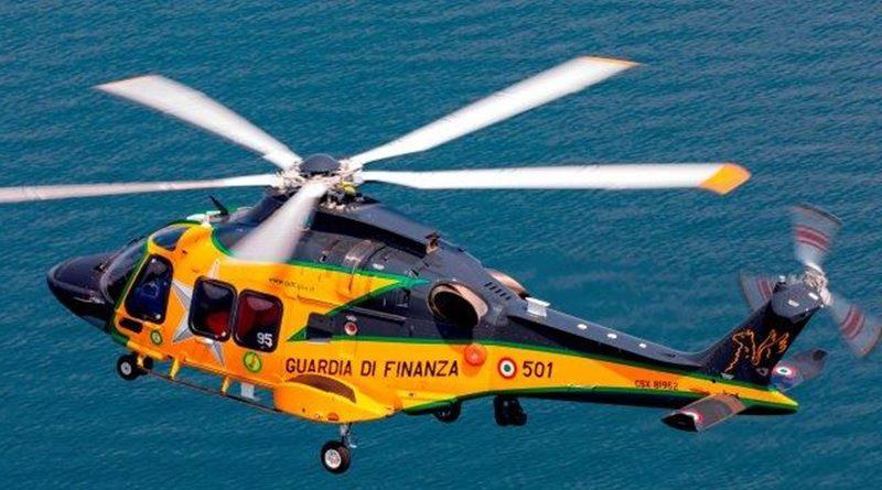 Guardia di Finanza - Leonardo elicottero AW-169M