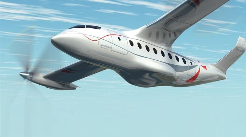 Leonardo T-Wing Programma di Ricerca Europeo Clean Sky 2 Fast Rotorcraft