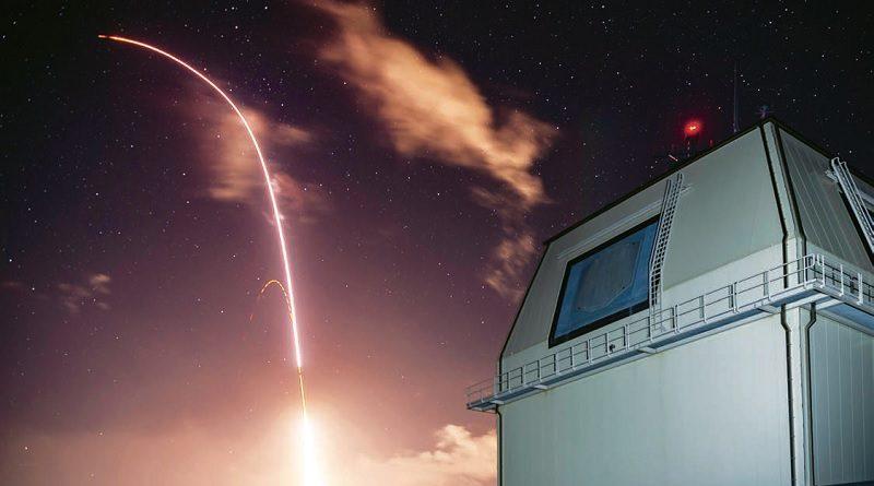 Lockheed Martin SPY-1 Aegis Ashore systems ballistic missile