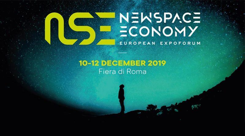 NSE – New Space Economy European Expoforum - Spazio-News Magazine Fiera di Roma Agenzia Spaziale Italiana 800x446