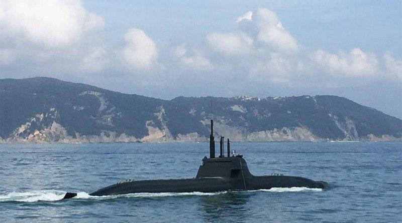 Sommerginile esercitazione marina militare