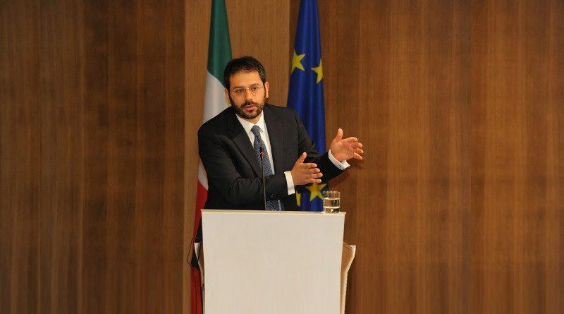 Sottosegretario Difesa Angelo Tofalo - Spazio-News Magazine