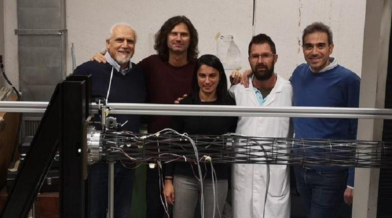 Progetto Grid Tubular Structures – CFRP laboratorio di Prototipi in Materiale Composito Cira
