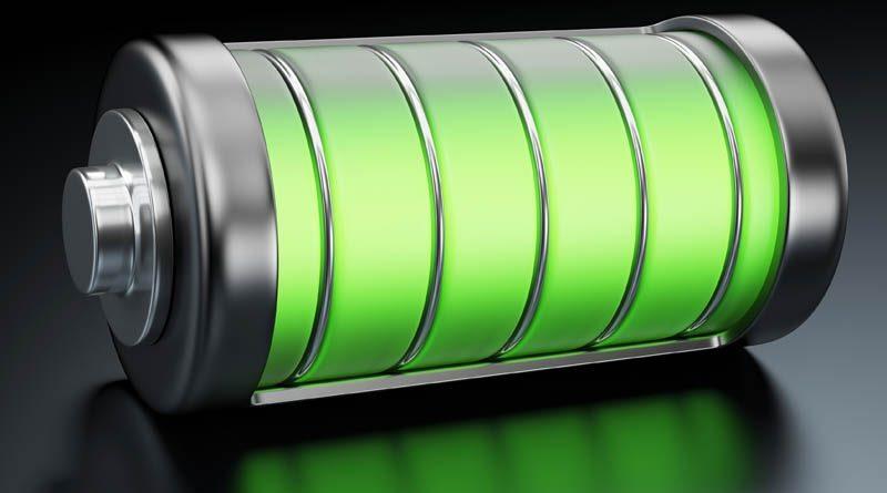 batteria energia elettrica