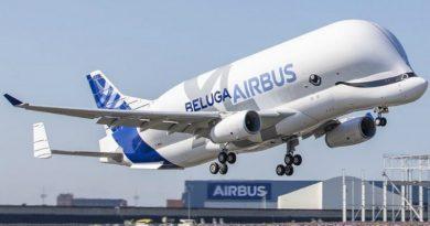 CARGO: È UFFICIALMENTE IN SERVIZIO L'AIRBUS BELUGAXL