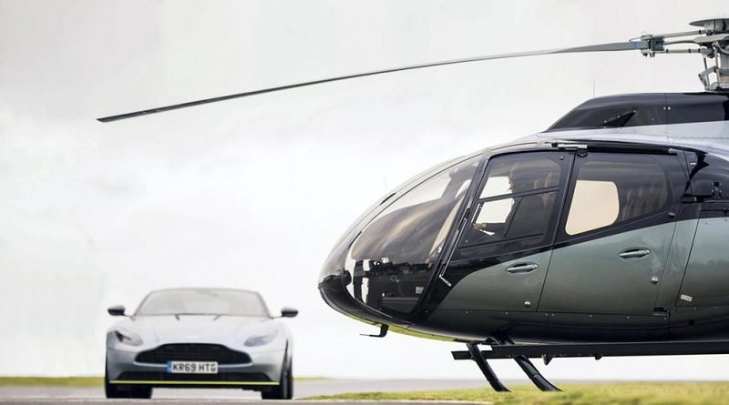 Airbus Corporate Helicopters - ACH - ACH130 Aston Martin Edition elicottero