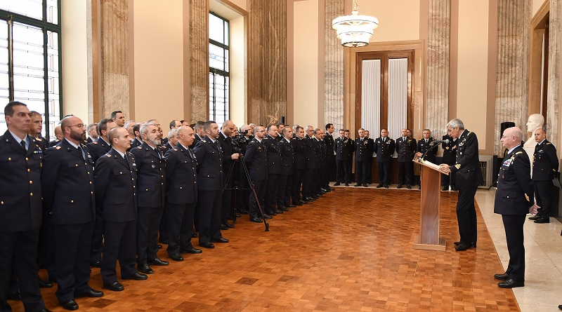 Giovanni Adamo V Reparto Comunicazione dello Stato Maggiore Aeronautica - SMA