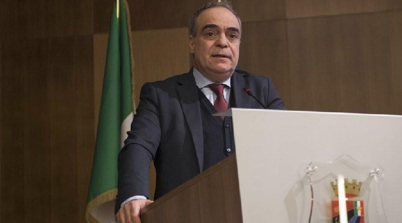 Sottosegretario di Stato alla Difesa Giulio Calvisi