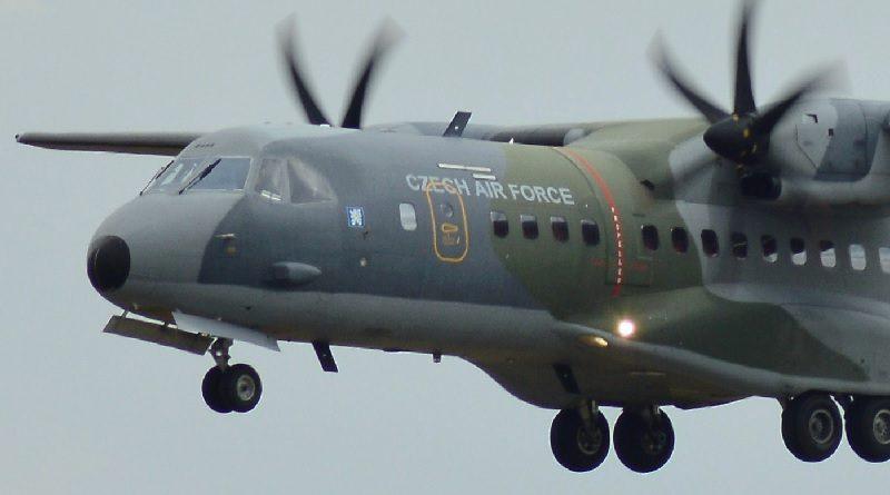 Vzdušné síly armády České republiky - CZAF Airbus C295 - Spazio-News Magazine