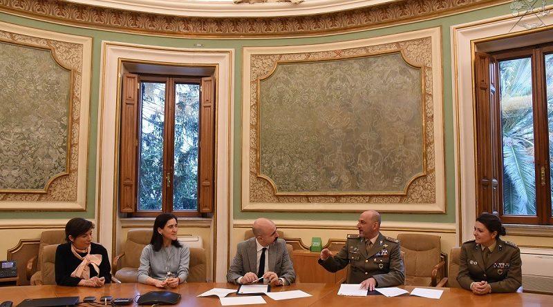 Centro di Eccellenza NATO per l'Assistenza alle Forze di Sicurezza Locali - NATO SFA COE Università LUISS Guido Carli