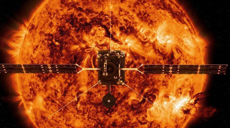 ESA - NASA - ASI Sonda Solar Orbiter Cnr, Spazio, Sole, Istituto Nazionale di Astrofisica - INAF