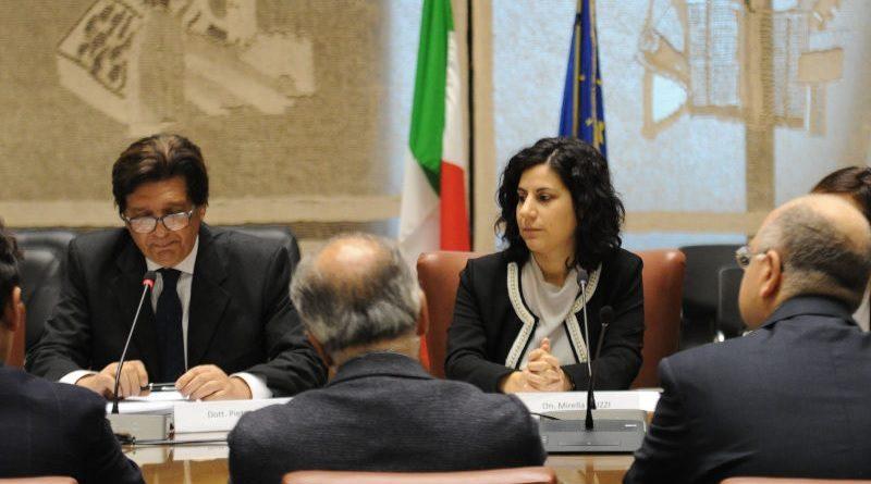 Sottosegretario di Stato al Ministero dello Sviluppo Economico - Mirella Liuzzi