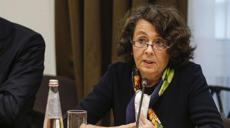 Vice-Ministra Affari Esteri e Cooperazione Internazionale, Marina Sereni, Farnesina