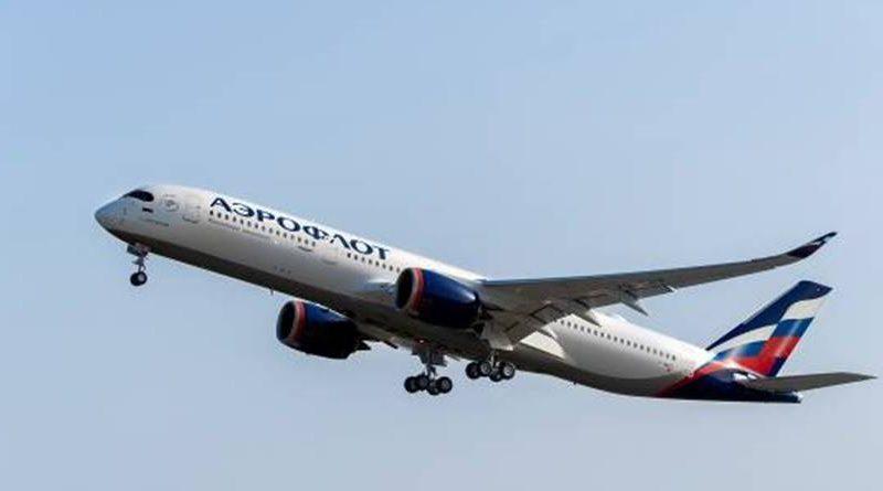 Aeroflot Airbus A350-900