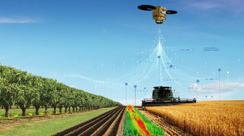 Airbus AgNeo agricoltura di precisione