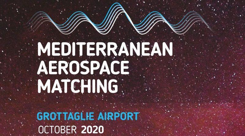 Mediterranean Aerospace Matching - ottobre 2020