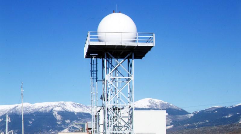 Radar Leonardo Meteo