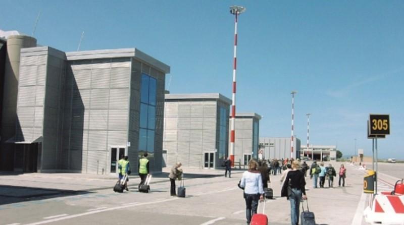 Aeroporti di Trapani - Airgest SpA - Pista passeggeri