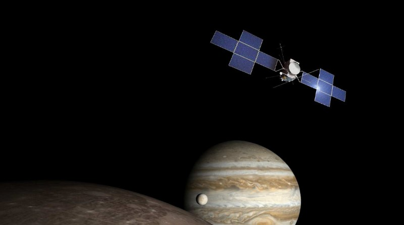 Airbus Defence & Space JUICE - JUpiter ICy moons Explorer - Giove Agenzia Spaziale Europea - ESA