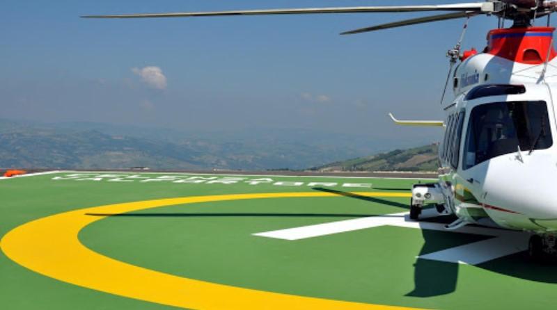Alidaunia s.r.l. Operatore elicottero
