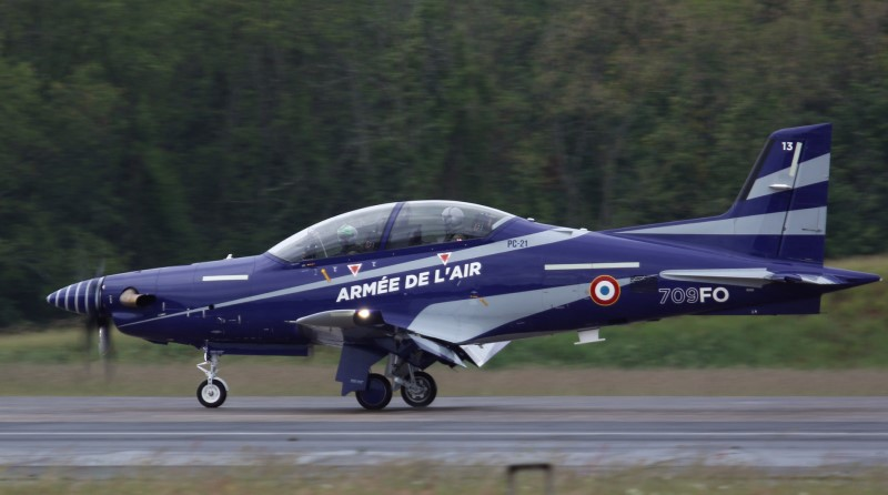 Pilatus Aircraft PC-21 - Aeronautica Militare spagnola Ejército del Aire