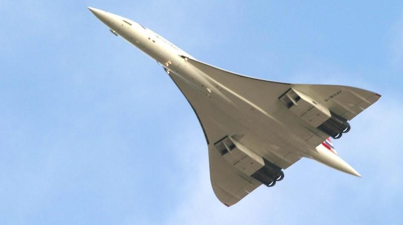 Velivolo supersonico aviazione civile - Spazio-News Magazine