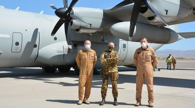 Camp Arena Afghanistan - Vittorio Carminato - Dario Antonio Missaglian - Enrico Barduani - Joint Air Task Force - JATF