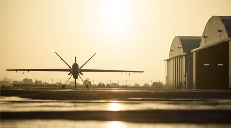 Droni Predator MQ-9 e MQ-1 General Atomics - 32° Stormo Amendola Aeronautica Militare Italiana – AMI