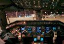 Piloti cockpit Aviazione - Luxair Embraer ERJ-145 Spazio-News Magazine