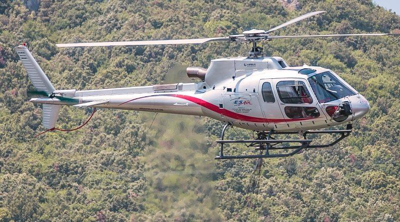 Smart Elicotteri Salerno E+S Air elicottero monomotore Airbus H-125