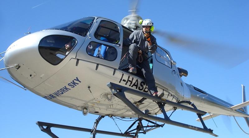 Star Work Sky elicottero monomotore Airbus H-125