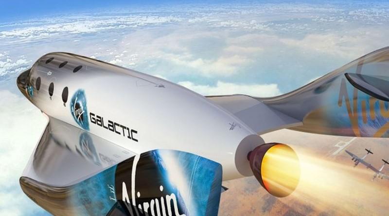 Volo Sub-orbitale Virgin Galactic Space Economy Spazioporto - Spazio-News Magazine