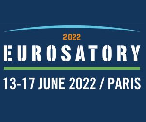 Spazio-News Magazine media partner Eurosatory 9 - 17.6.2022 300x250