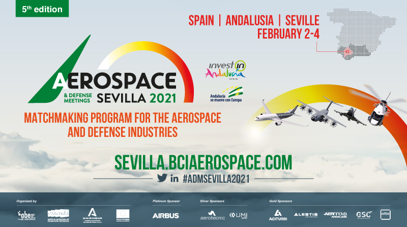 aerospace-defense-sevilla-feb-2021 - Spazio-News Magazine