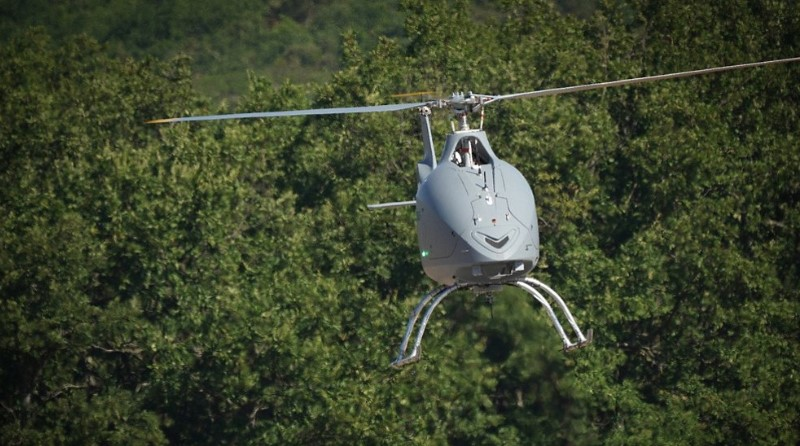 Airbus Helicopters - VSR-700 drone elicottero - Federico Cabassi