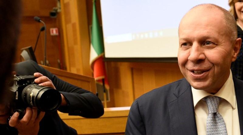 Corrado Maria Daclon - segretario generale Fondazione Italia USA - Spazio-News Magazine