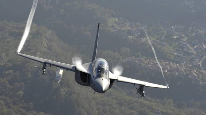 Divisione Velivoli di Leonardo, M-346 Fighter Attack - FA, radar Grifo-M-346 - Spazio-News Magazine