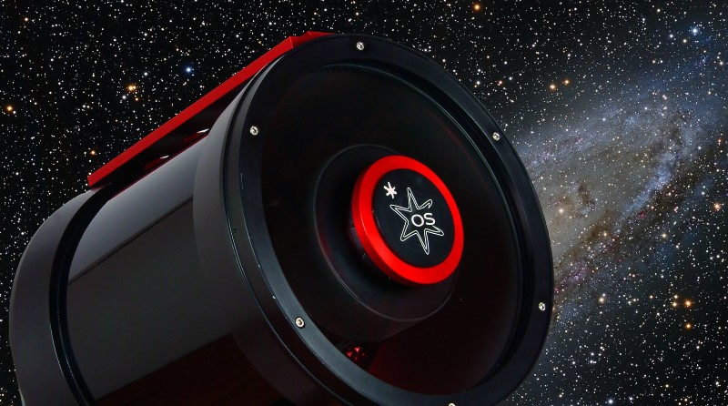 Officina Stellare SpA - Progetto Telescope embedded Adaptive Optics system - TAO