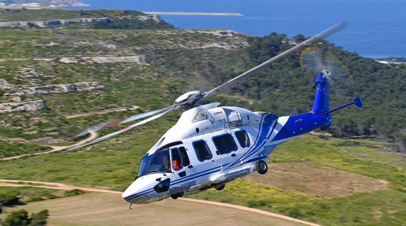 Airbus Helicopters H-175 - Omni Taxi Aereo - Spazio-News Magazine
