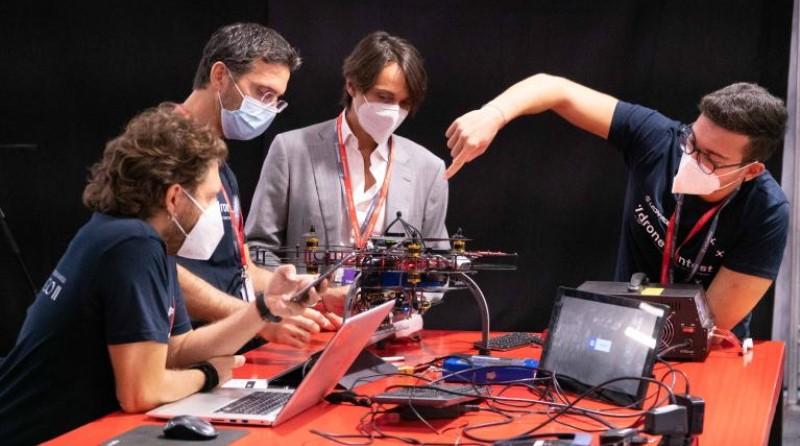 Leonardo Drone Contest. An Open Innovation Challenge - Politecnico di Milano - Spazio-News Magazine