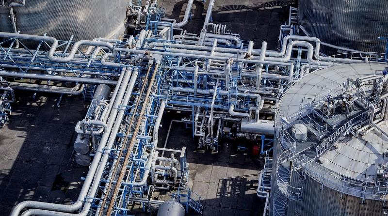 Progetto_EU_Secure gas_Infrastruttura
